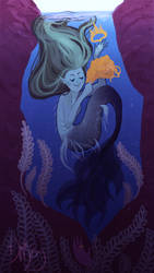 The Sea Maiden by ennemme