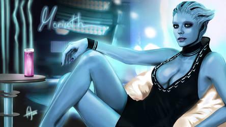 Mass Effect - Morinth