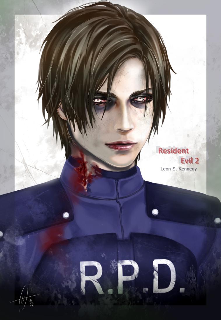 Leon - RE2