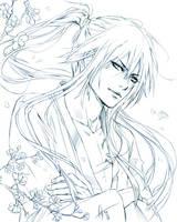 Yuu Kanda - D.Gray Man by Levelanix