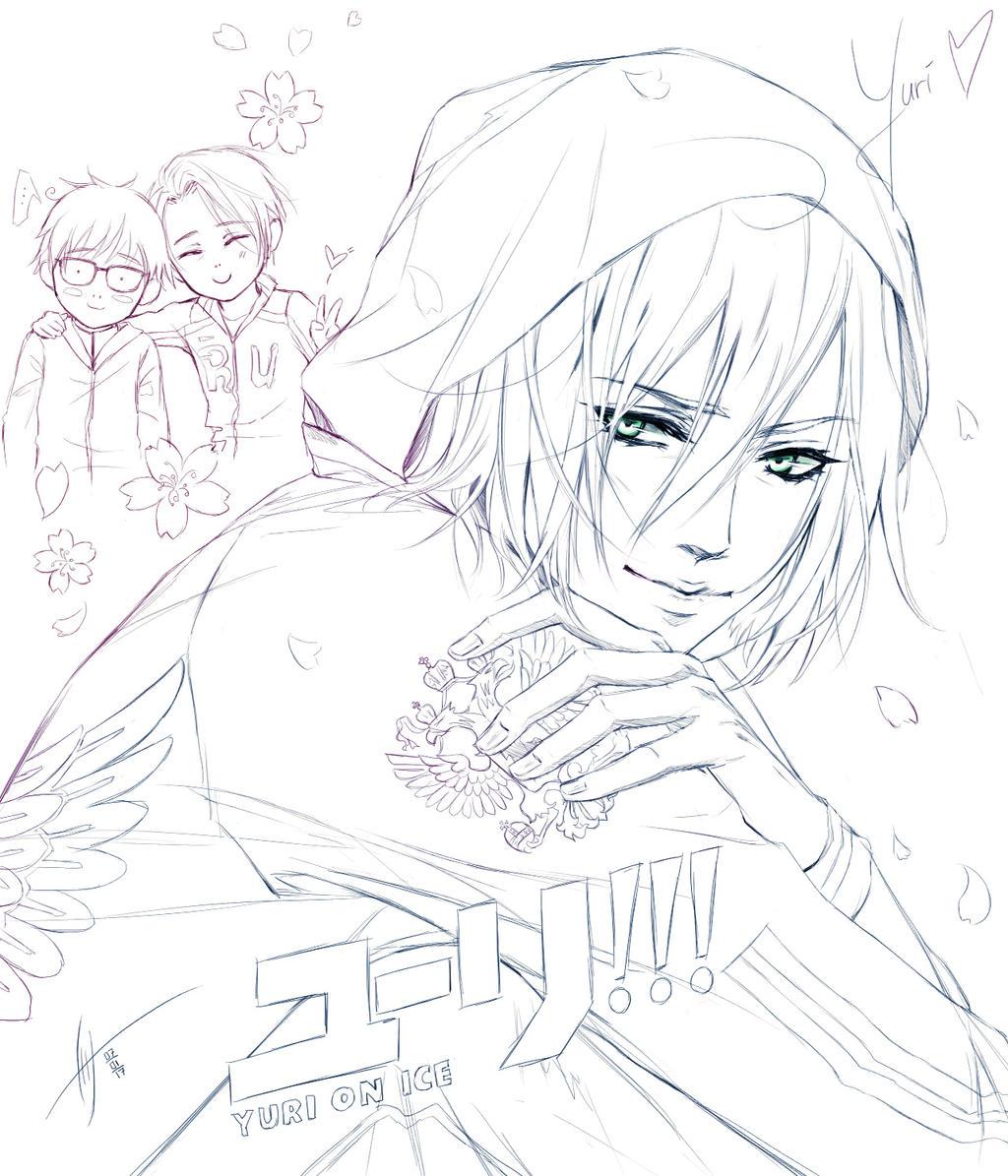 Yuri On Ice by Levelanix
