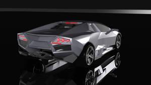 Lamborghini Reventon CAD