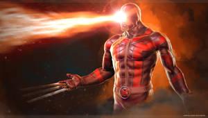 Mutant X - Cyclops-Daredevil-Wolverine