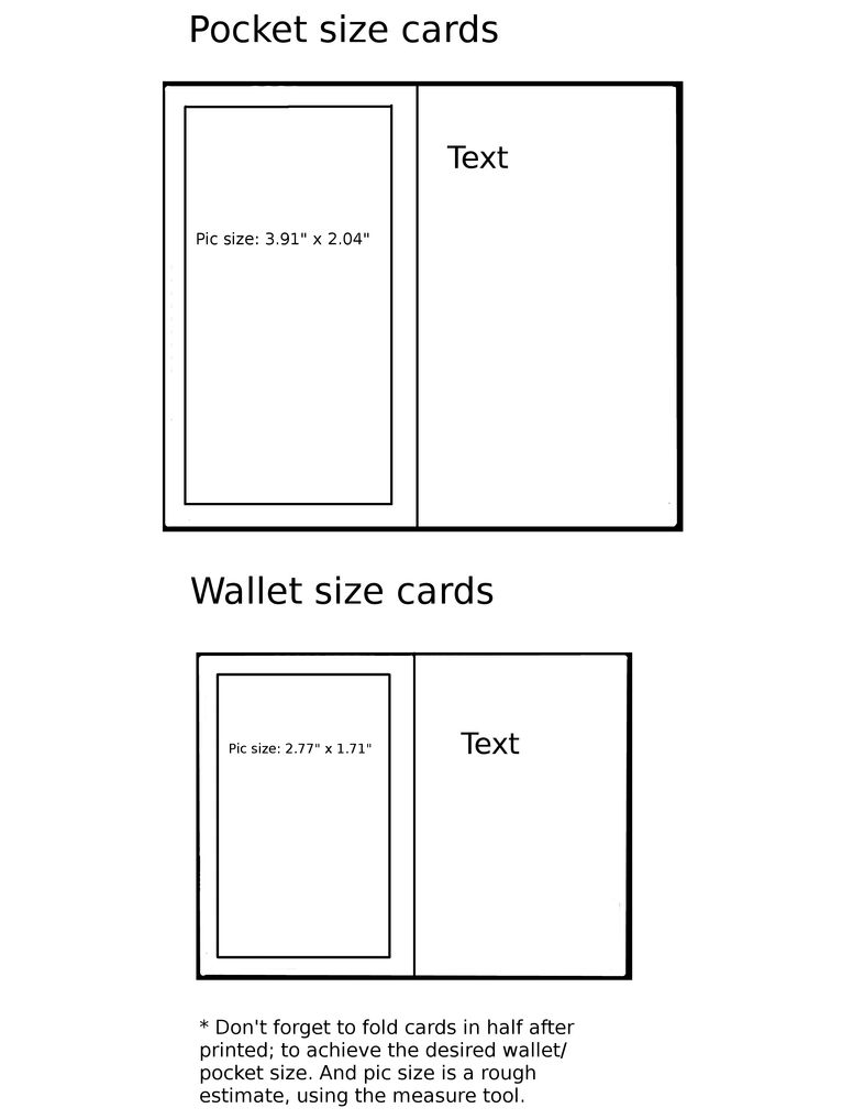 Pocket card template hatchurbanskript pronofoot35fo Images