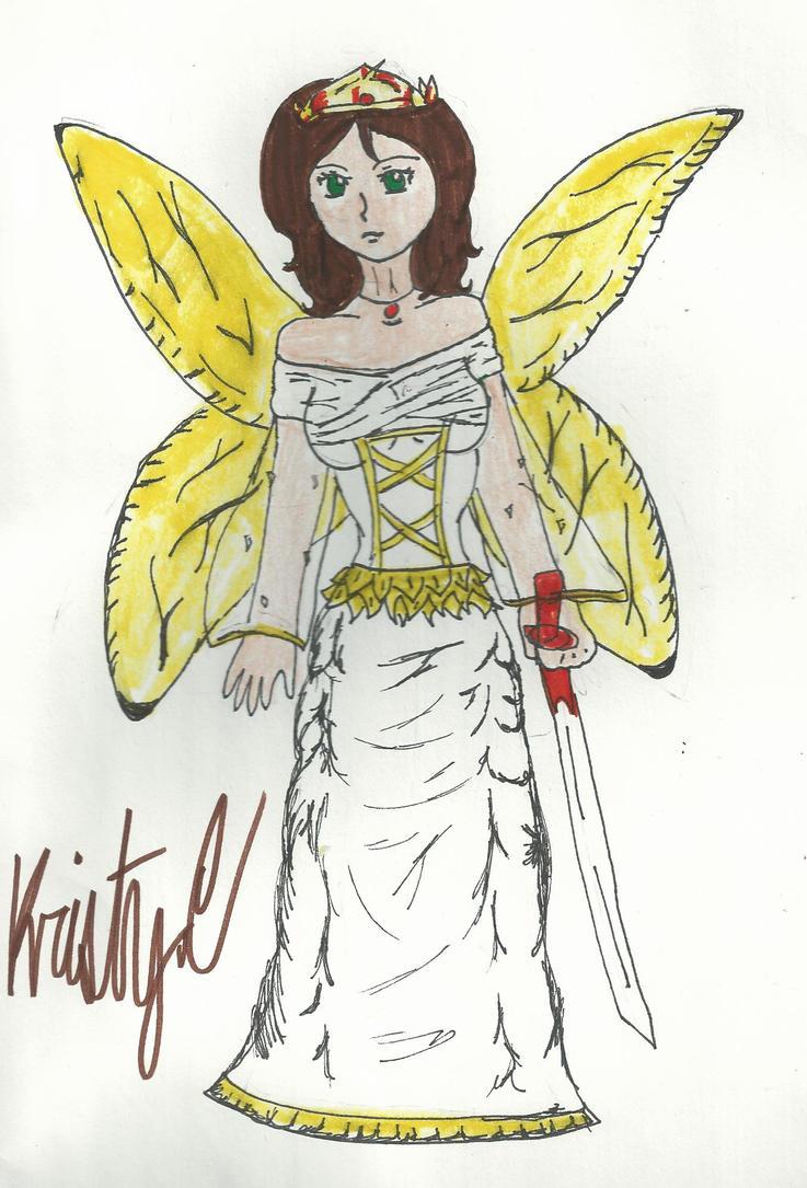The Fairy Queen by guardianarchangel