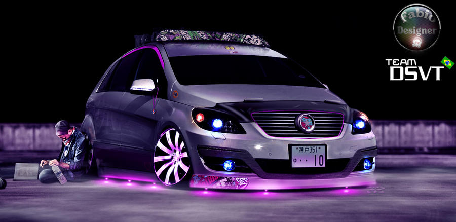 Mecedes-Benz - Tuning Virtual by brucis21