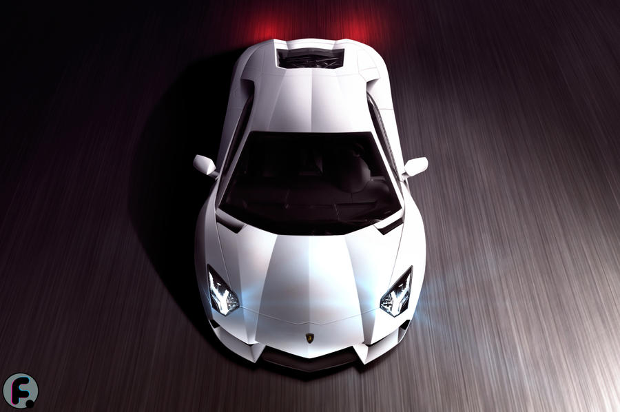 Lamborghini Aventador LP700-4 - ReBrush by brucis21