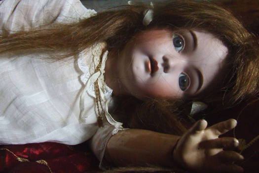Doll posing 2