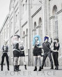 Vocaloid - Poker Face