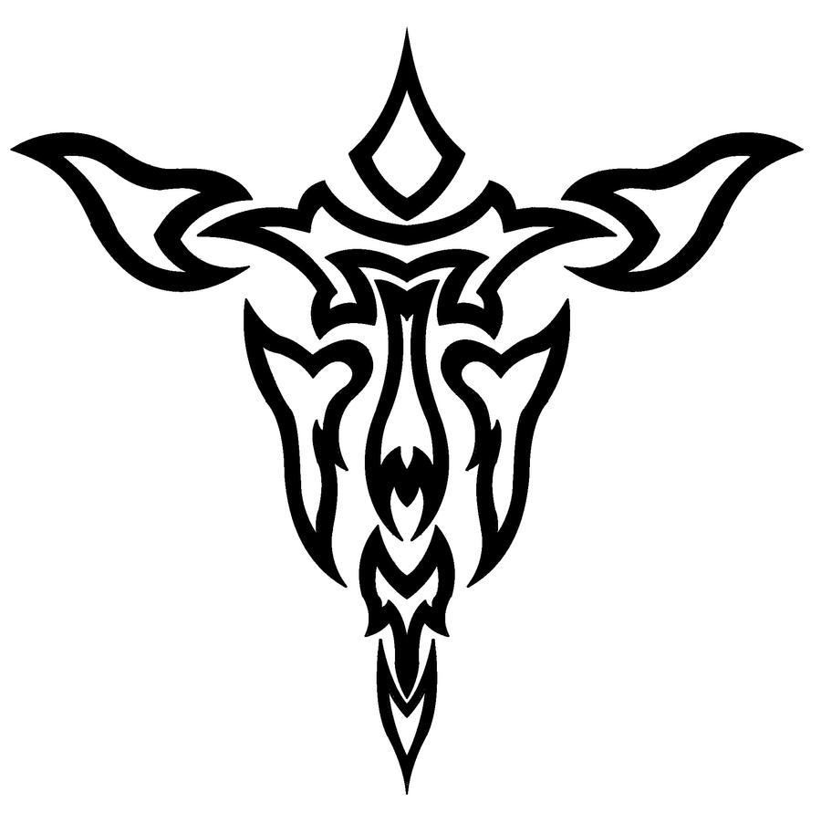Tribal tatto 2 by dermaddin53 on deviantart for Tribal tattoo shops near me