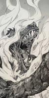 INKTOBER3 - Roasted