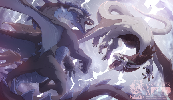 COLLAB: Storm Fight