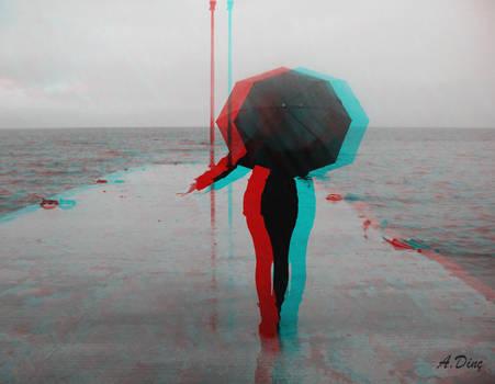 Rainy dreams 3d