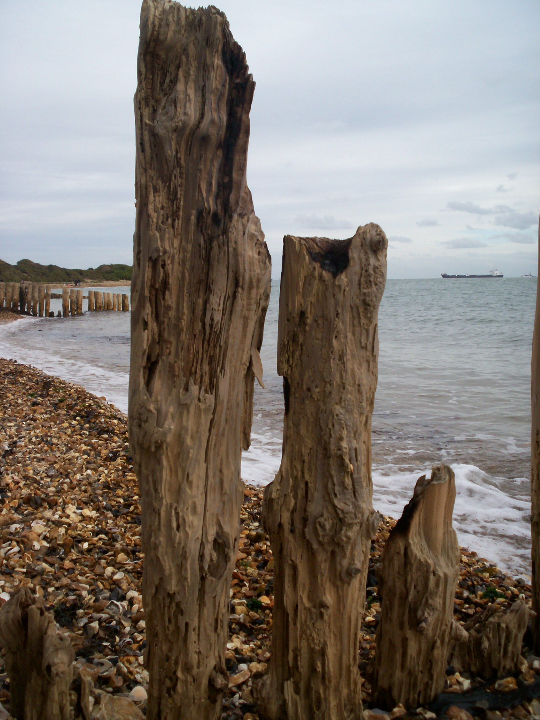 Eroded Posts