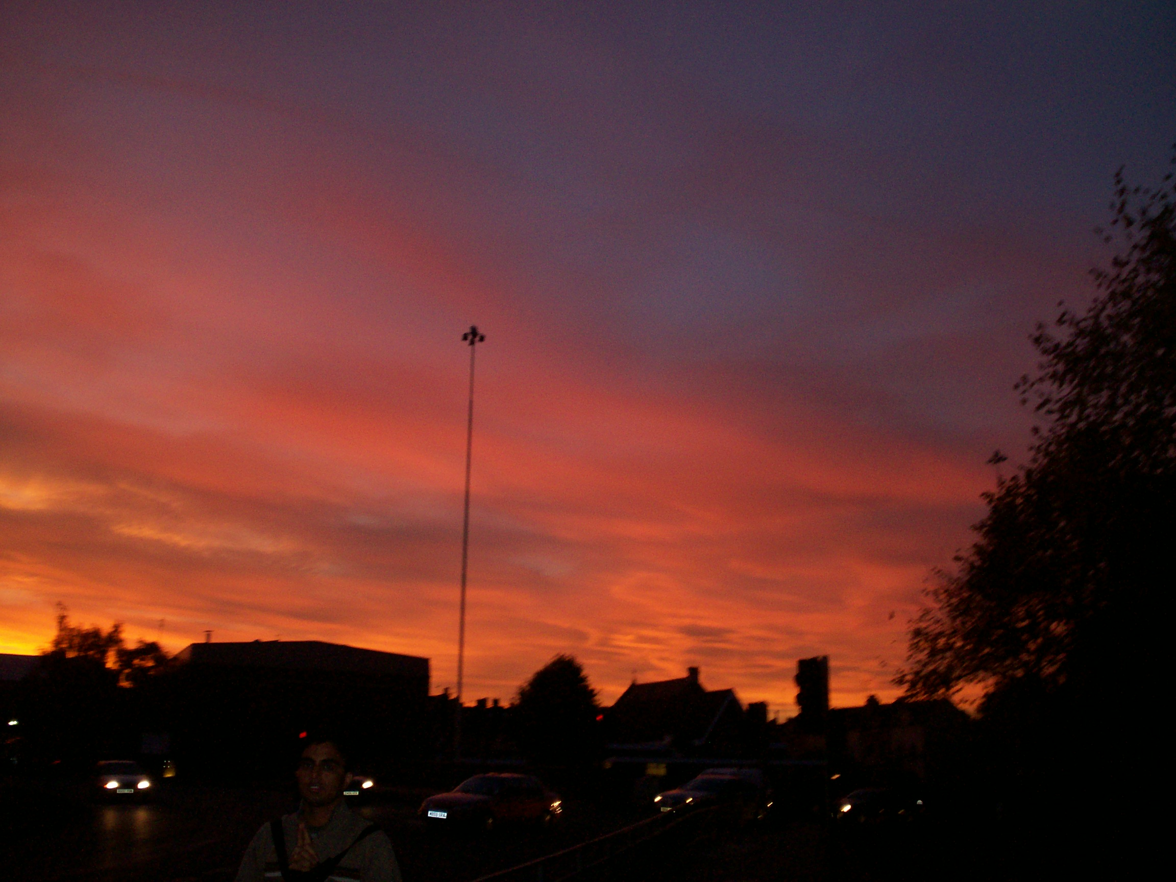 IDR Sunset
