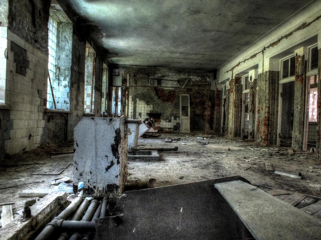 Sanatorium 5 by Fursik