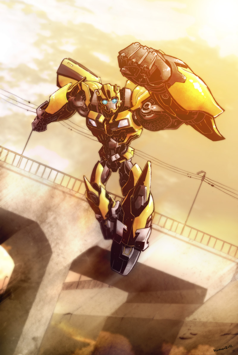 TFP Bumblebee by ProSoul