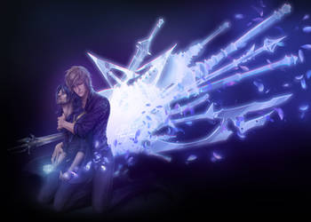 You're Not Alone - Ignis x Noctis