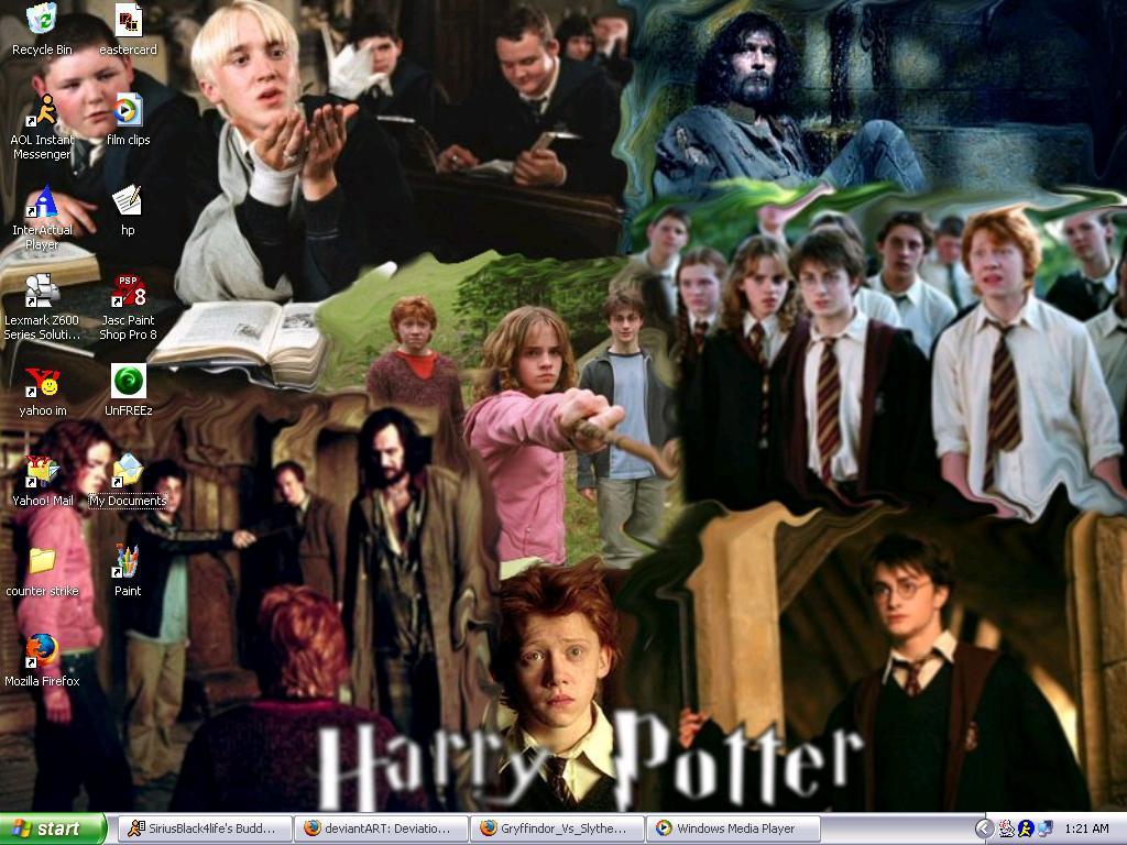 Wonderful Wallpaper Harry Potter Collage - my_harry_potter_background  Gallery_792966.jpg