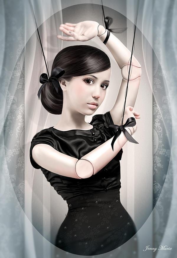 Marionette by Autonoe