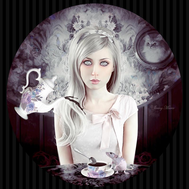 Mad Tea Party by Autonoe
