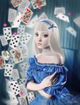 Alice and the Pack of Cards