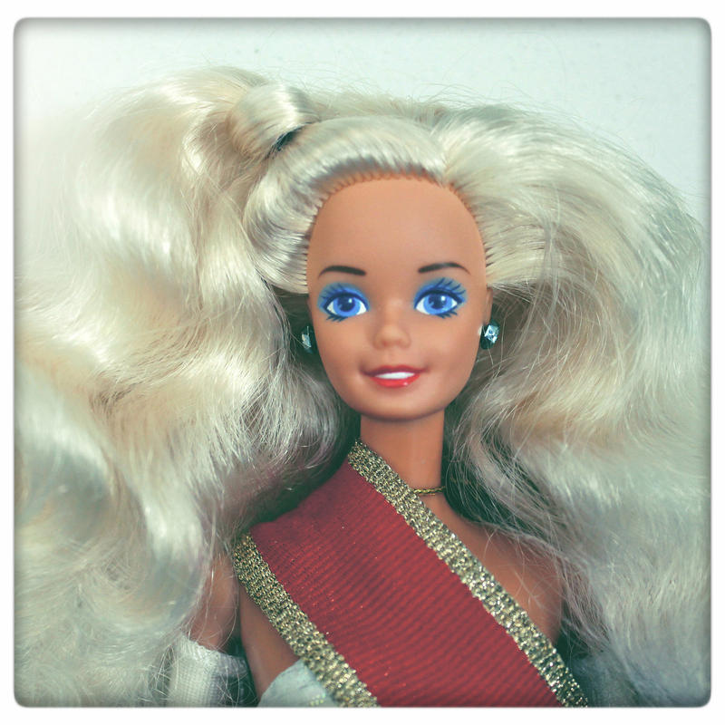 UNICEF Barbie by MoodyCatsEyes