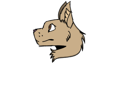 Wolf Sketch by Sandstorm3510