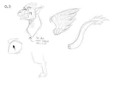 Species Sketch? by Sandstorm3510