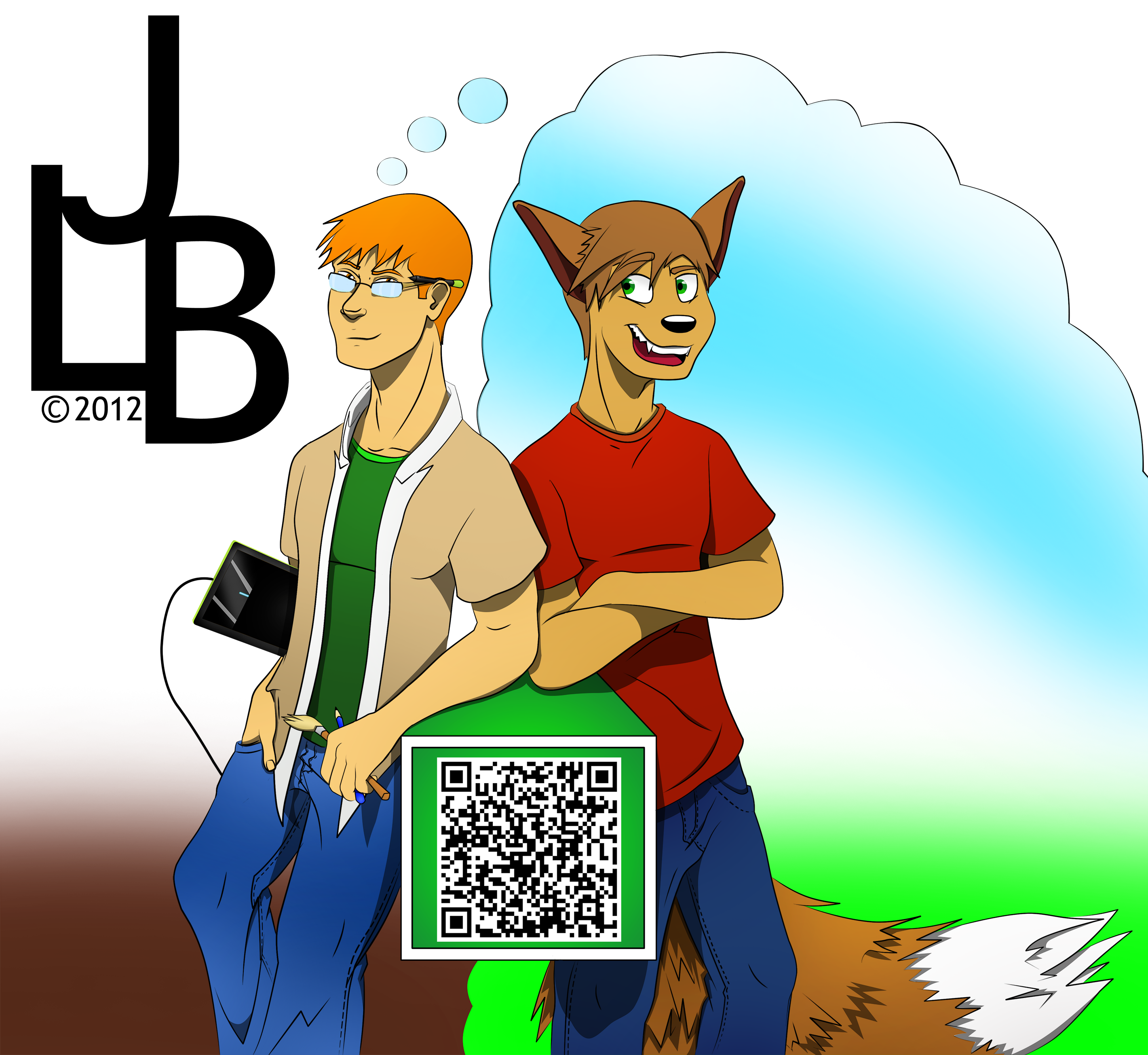QR Code ID REVAMPED by JLindseyB