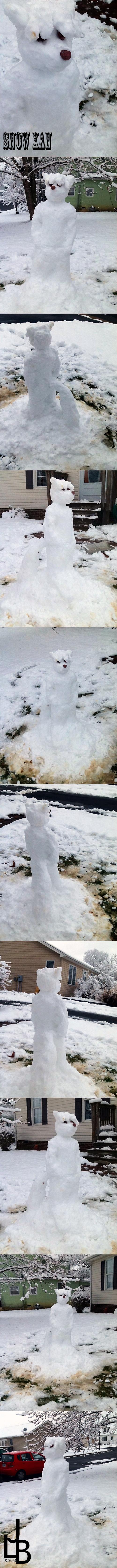 Snow Xan by JLindseyB