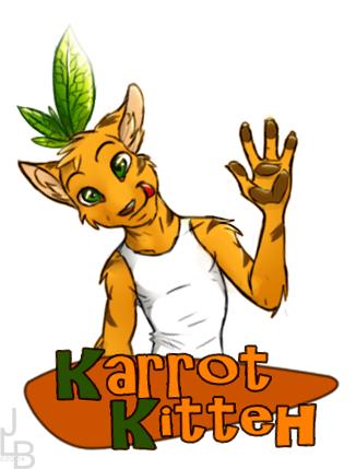 Gift Art (KarrotKitteh) by JLindseyB