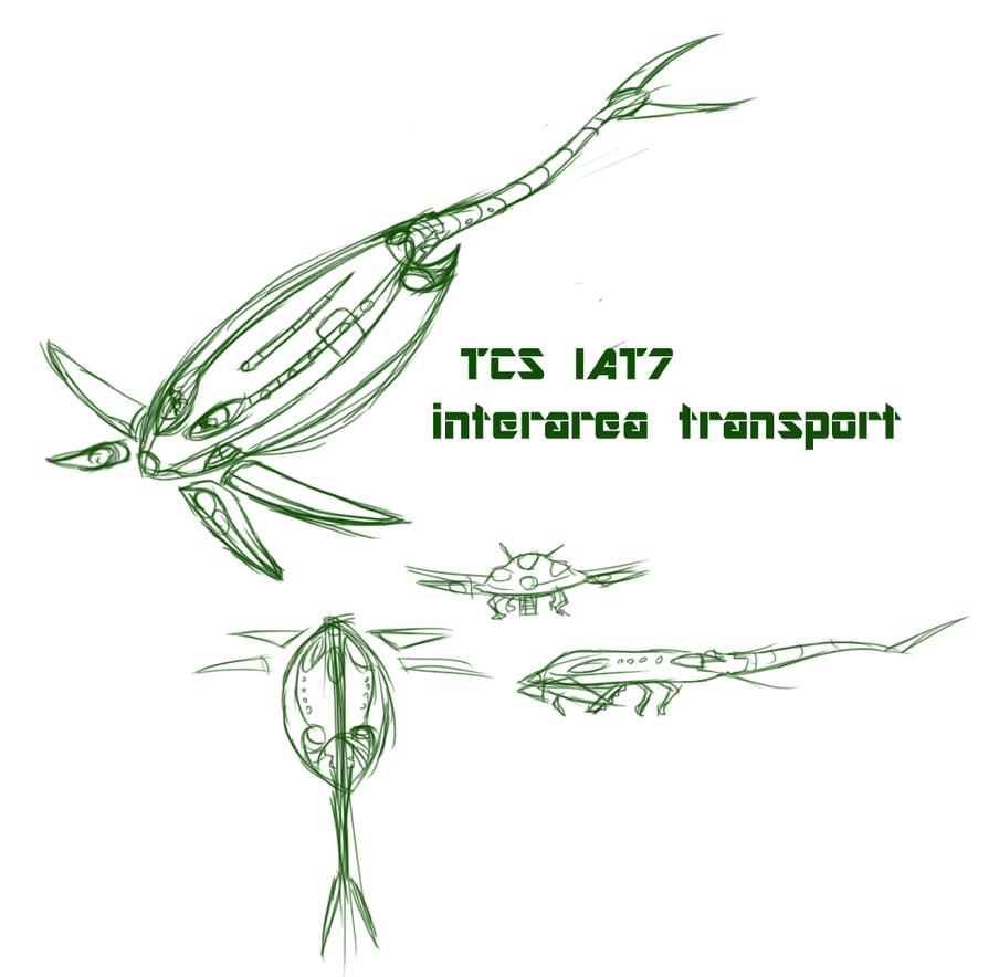 Unstable vehicle consept  (TCZ IAT7) by JLindseyB