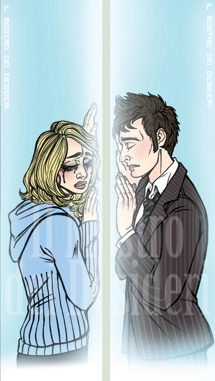 Doctor Who Bookmark -Special- Doomsday