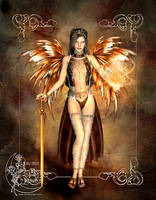 Queen Mab by Gina-Marie