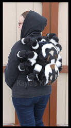 Spider Backpack by BlueWolfCheetah
