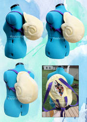 Snail Shell Backpack