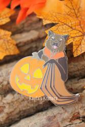 Limited Edition Halloween Bat Pins