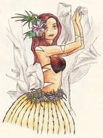 Tahitian Nidalee by Nialee