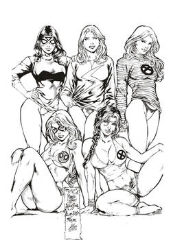 Studio Ed Benes Ink