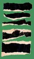 Livin on the EDGEs - GREEN by JENNIFiERCE