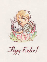 APH England - Happy Easter! - 2016