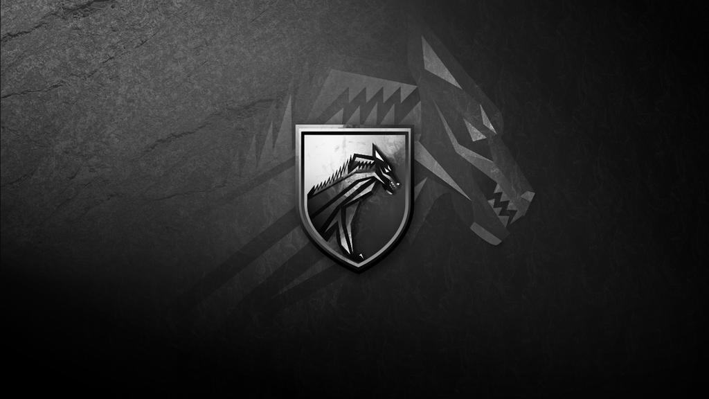Wolf Emblem Wallpaper By Dbirdy On Deviantart
