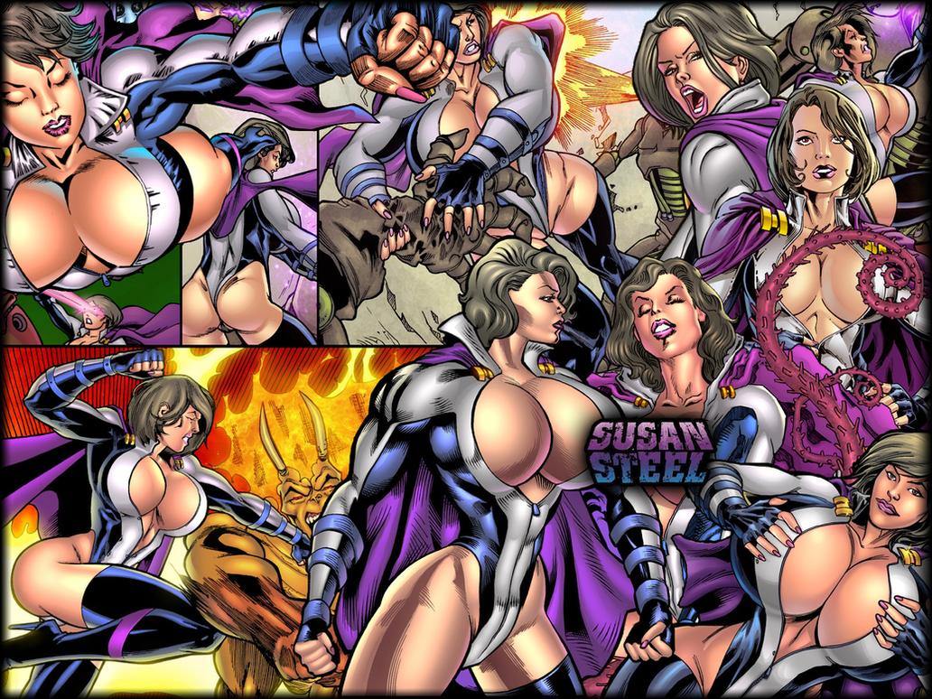 All hero fuck heroine gay sex 2