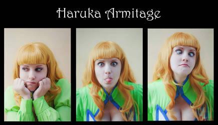 Haruka Armitage. palette of emotions by KirikoSan