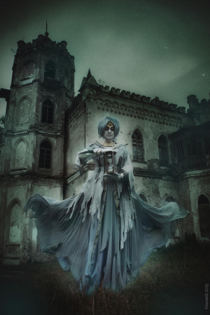 Amina. Banshee by KirikoSan