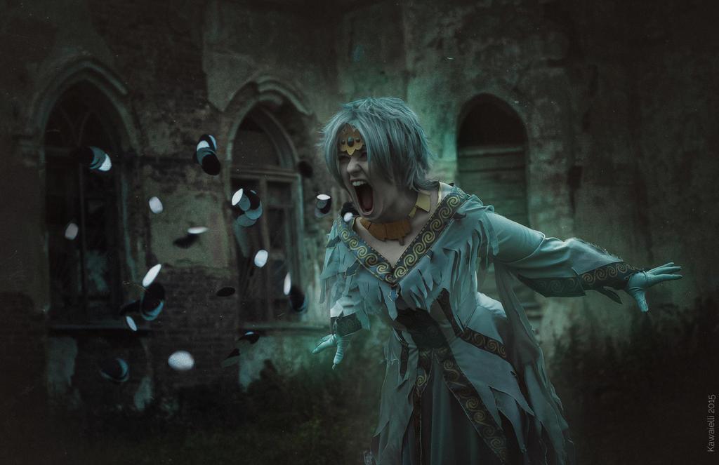 Amina. Banshee dangerous by KirikoSan