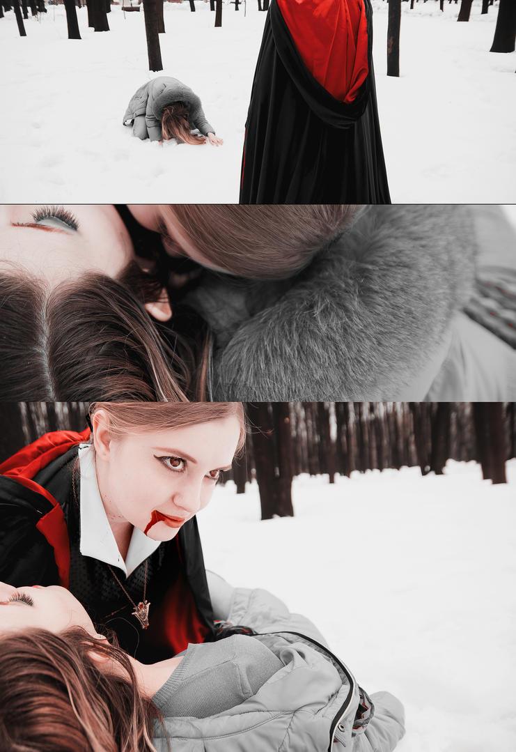 Vampire by KirikoSan