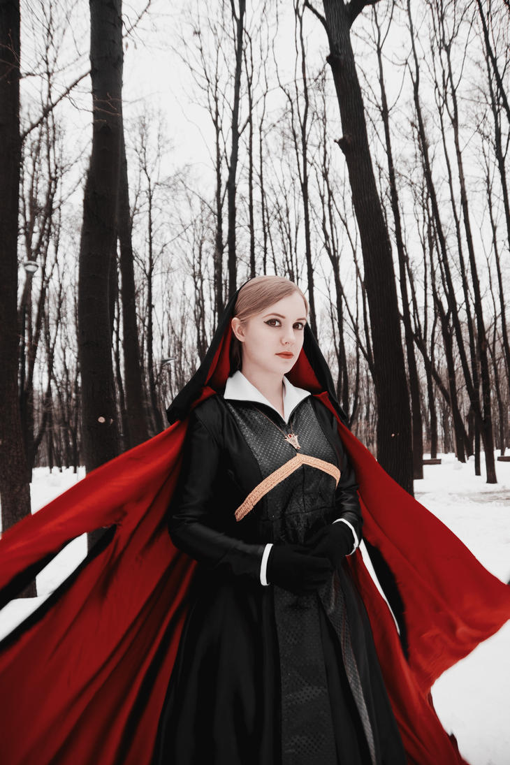 Jane Volturi by KirikoSan