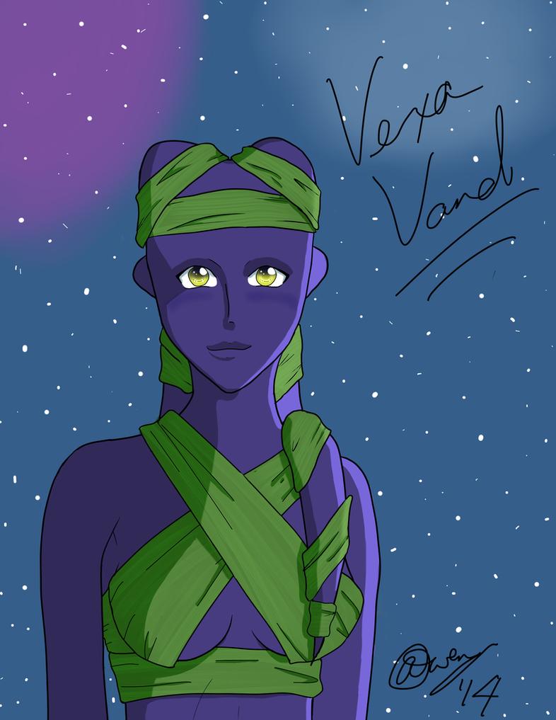 Vexa'vand by Emberra555